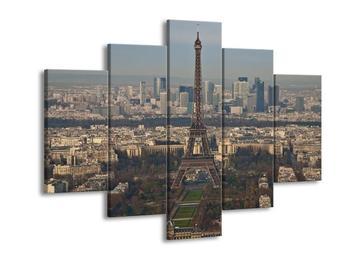 Obraz Eiffelovy věže ve dne (F002855F150105)