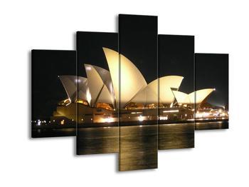 Obraz opery v Sydney  (F002971F150105)