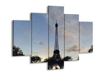 Obraz Eiffelovy věže  (F002976F150105)