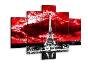 Obraz Eiffelovy věže v Paříži (F003007F150105)