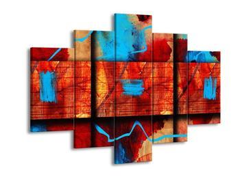 Moderní podzimní obraz  (F004192F150105)