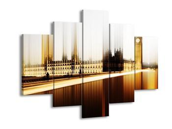 Moderní obraz Westminsterského paláce (F004247F150105)