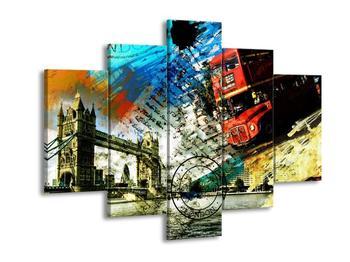 Moderní obraz Londýna (F004254F150105)
