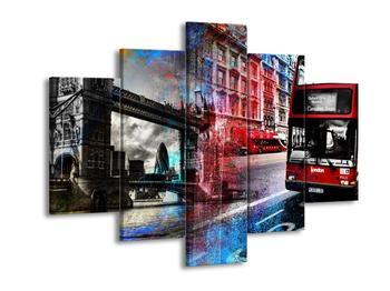Moderní obraz Londýna (F004266F150105)