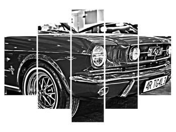 Tablou detailat cu mașină (K010361K150105)