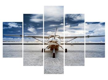 Tablou cu avion (K010410K150105)