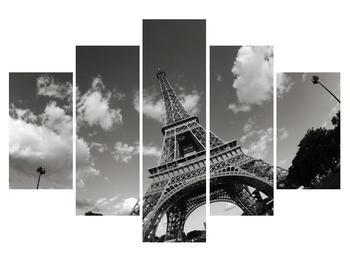 Obraz Eiffelovej veže (K010545K150105)