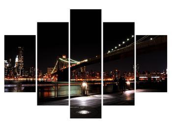 Obraz Brooklynského mostu (K010844K150105)