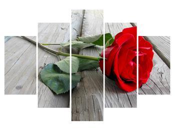 Tablou cu trandafir (K011113K150105)