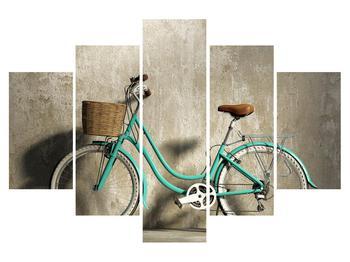 Obraz bicyklu (K011115K150105)