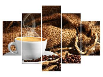 Tablou cu ceașca de cafea (K011119K150105)