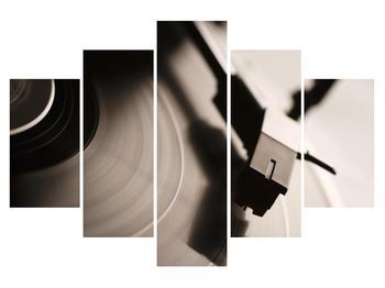 Hanglemez részletes képe (K011126K150105)