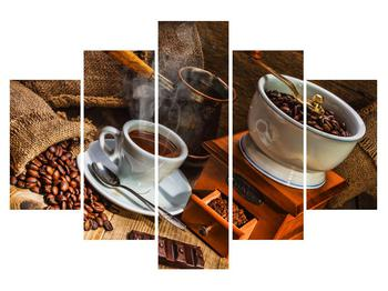 Obraz šálku kávy  (K011128K150105)