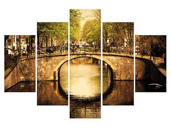 Tablou cu Amsterdam (K011246K150105)