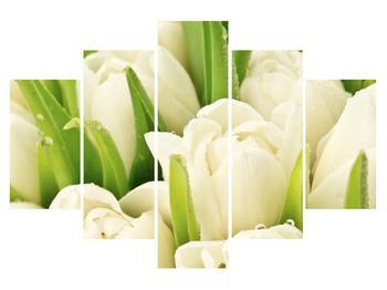 Tablou cu flori de lalele (K011254K150105)