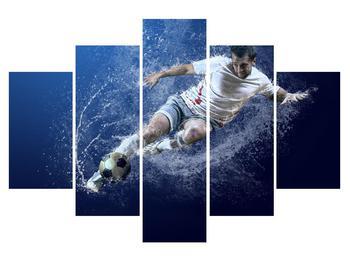 Obraz fotbalisty (K011295K150105)
