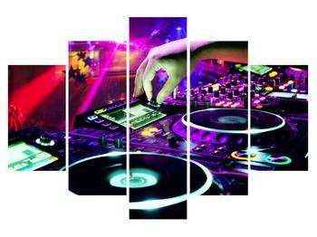 Tablou cu DJ (K011333K150105)