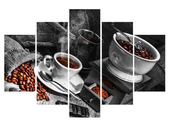 Obraz šálku kávy  (K011370K150105)