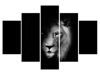Tablou cu leu (K011394K150105)