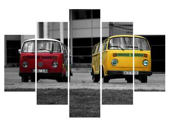 Obraz starých vozidiel (K011401K150105)