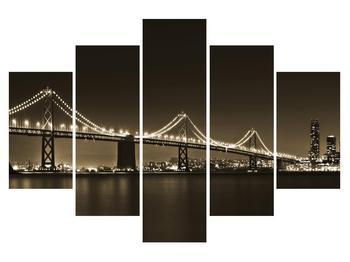 Tablou cu podul (K011421K150105)