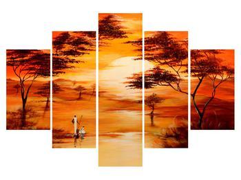 Obraz africkej savany (K011504K150105)