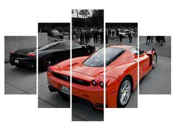 Tablou cu mașini raide (K011698K150105)