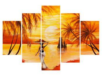 Orientálny obraz (K011779K150105)