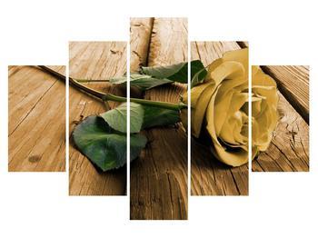 Tablou cu trandafir (K011809K150105)
