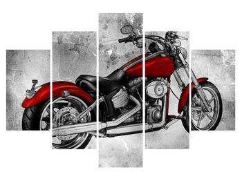 Obraz motorky (K011928K150105)