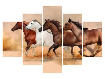 Obraz koní (K012062K150105)