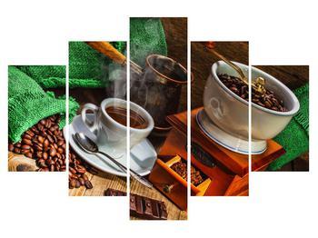 Tablou cu măcinător de cafea (K012068K150105)