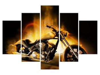 Tablou cu motocicleta (K012329K150105)