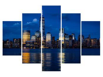 Obraz mrakodrapů (K012339K150105)