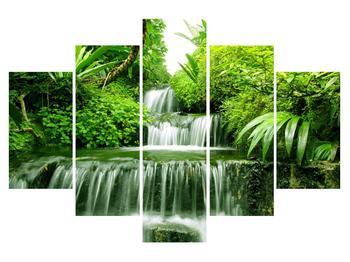 Obraz indonézskych vodopádov (K012353K150105)