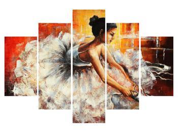 Tablou cu balerina (K012400K150105)