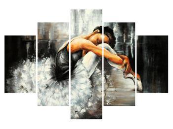 Obraz nešťastné baletky (K012404K150105)