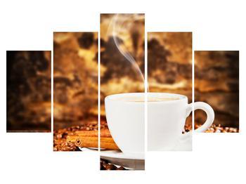 Obraz šálku kávy  (K012410K150105)