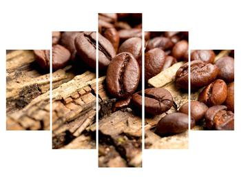 Obraz kávových zrn (K012413K150105)