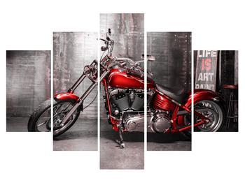 Obraz motorky (K012425K150105)