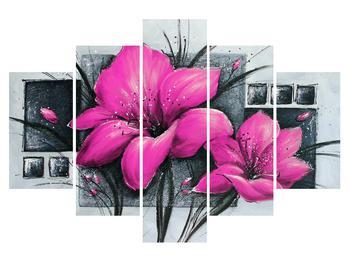 Tablou cu flori (K012456K150105)