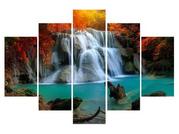 Tablou cu cascade de toamnă (K012507K150105)