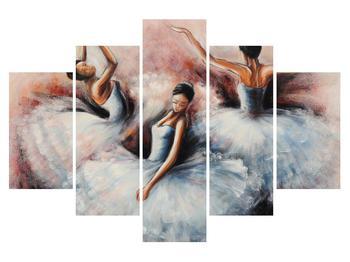 Tablou cu balerină (K012734K150105)