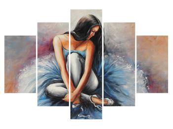 Tablou cu balerină (K012736K150105)