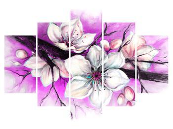 Obraz květů  (K014468K150105)