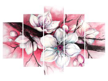 Obraz květů (K014562K150105)