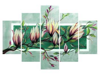 Obraz květů (K014637K150105)