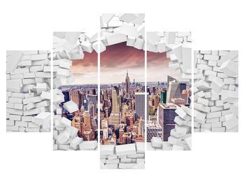 Tablou cu New York (K014703K150105)