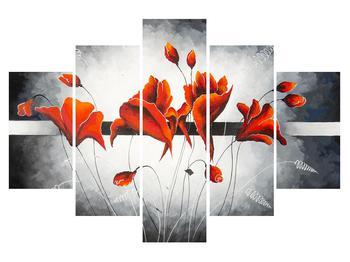 Obraz květů (K014705K150105)