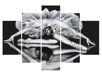 Tablou cu balerina (K014956K150105)